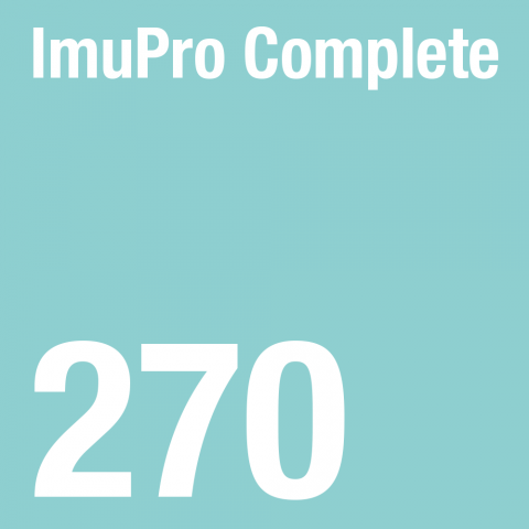 ImuPro Complete - 270 foods analysed